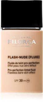 Filorga Flash Nude [Fluid] тониращ флуид за уеднаквяване на цвета на кожата SPF 30